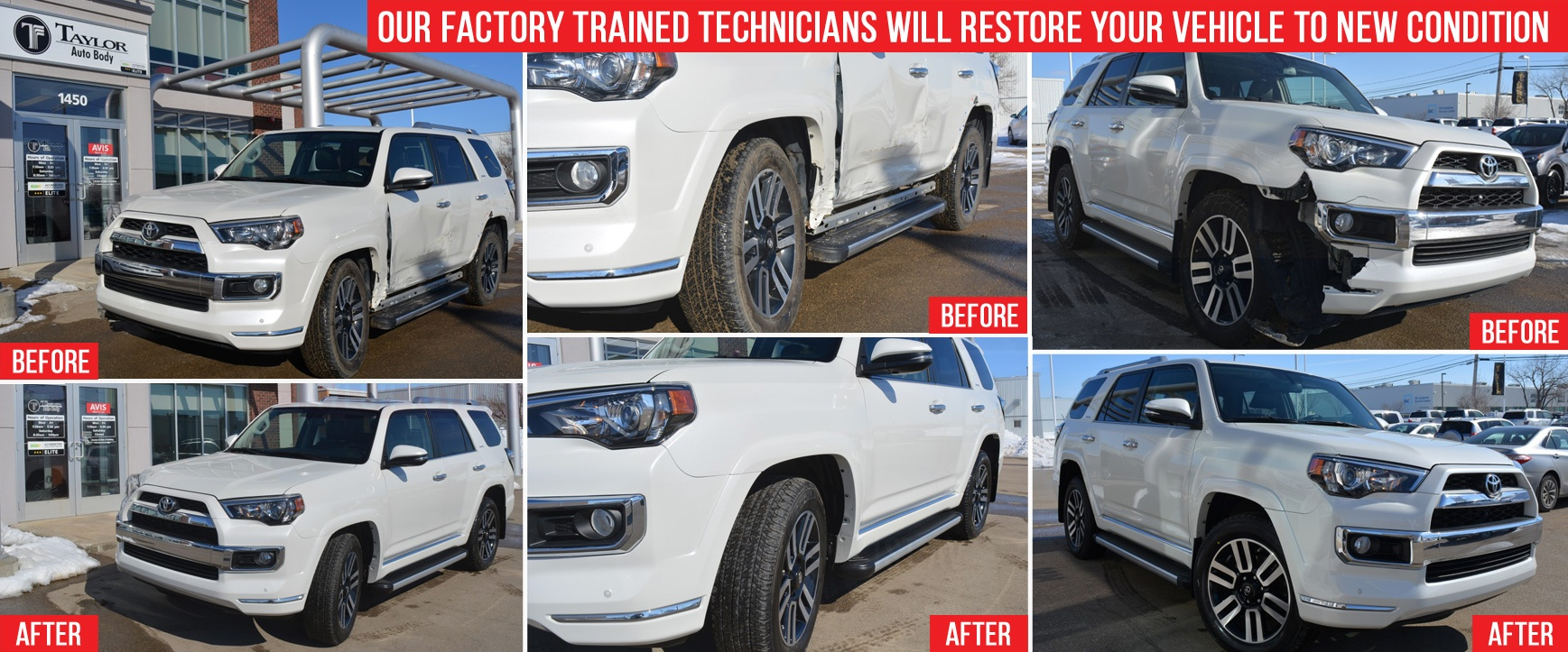 before and after pics - 4Runner