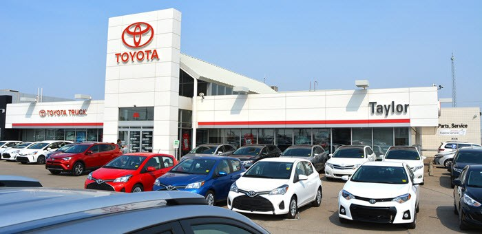 Taylor Toyota - new